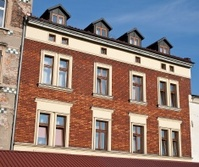 Modern style Cracow tenement