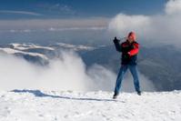 Joy for snow