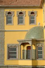 Yellow palace