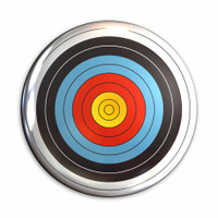 badge target