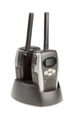 Portable radio station.