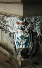 chinese dragon stone