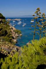 Island Giglio, Toscana, Italy