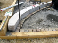 Pavers will be relaid