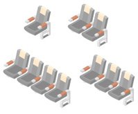 Isometric Seating