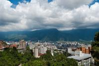 View of Caracas city