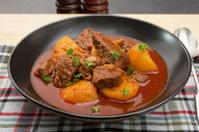Stew Hungarian Beef Goulash Gulyas