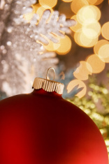 Christmas Ornament Abstract