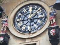 Clock in Bristol