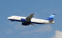 Passenger jetliner
