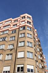 Apartment Blocks Brussels Belgium