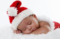 Sleeping Santa Baby