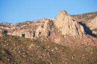 mountain landscape summit