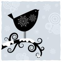 Birds in Four Seasons (Series)
