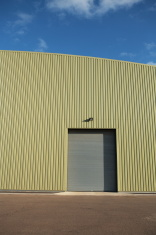Industrial Building Warehouse Door
