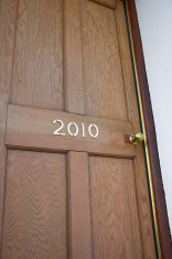 Old Door, New Year