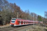 S-Bahn- Suburban Express Train