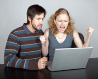 Angry computer users