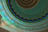 Inside the KLIA Mosque
