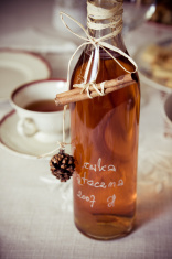 Home-made alcoholic beverage