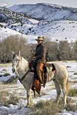 Wrangler on White Horse