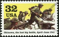 Okinawa world war II battle