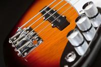 Bass Guitar Naturale
