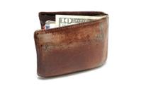 Old Worn Wallet