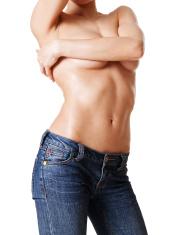 erotic feminine body