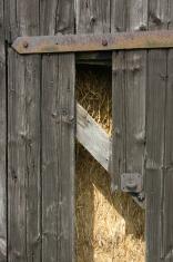 Barn gate