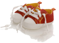 baby or infant shoes