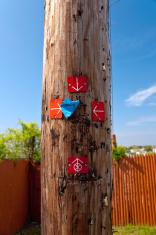 Pole With Arrows
