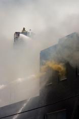Toxic fire