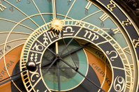 Astronomical Clock Prague Czech Republic
