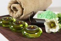 Spa and bath salt