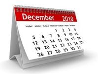 December 2010 - Calendar Series