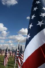 American Flag, 4th July