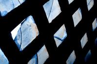 Old Window Grid