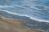 vague en bord de plage