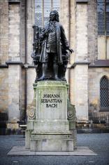 Johann Sebastian Bach Memorial, Leipzig
