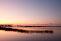 Grand beach Manitoba Lagoon