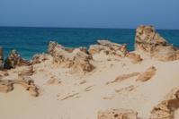 Stones end Ocean