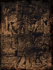 Mayan grunge