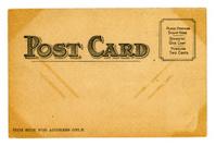 Vintage postcard (XXXL)