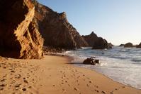 Beach in Sintra