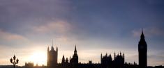 Big Ben and Parliament panorama