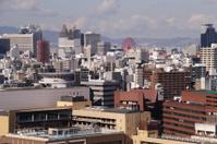 Osaka cityscape horizontal