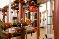 Plumbing for Chiller System