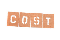 Cost Stencil Word