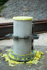 Concrete specimen